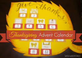 smocks and sprinkles thanksgiving advent calendar