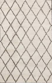 rugsville moroccan beni ourain ivory 10996 wool rug rugsville com
