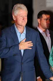 Bill Clinton Hometown by Hilllary And Bill Clinton Arrive At Chelsea U0027s Pre Wedding Dinner