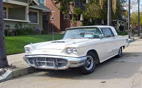nissan stanza wagon slammed the street peep 1960 ford thunderbird