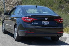 android car review the 2015 hyundai sonata is android auto u0027s