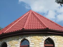 Metal Roof Tiles Tile Roofing Materials Used By Barrington Roofing Contractor