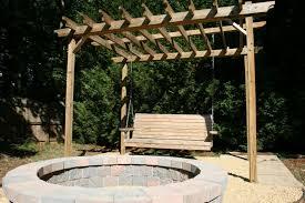 Firepit Swing Pit Swing Sets The Owner Builder Network