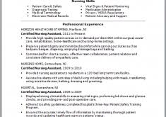 Sample Resume Cna by Download Resume Cna Haadyaooverbayresort Com