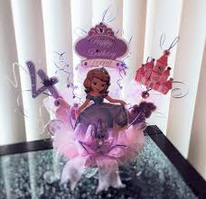sofia the cake topper sofia the birthday cake topper disney