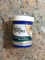 salon perfect eye makeup remover pads mugeek vidalondon