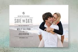 cheap save the date cards nautical save the date cards by splendid supply co