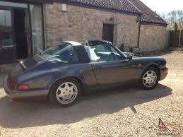 porsche spyder 1990 1990 porsche 911 964 carrera 2 targa tiptronic 1 owner from new
