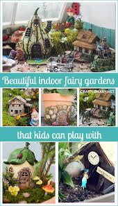 Fairy Gardens Ideas by Craftionary