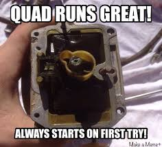 Quad Memes - atv memes page 11 suzuki z400 forum z400 forums