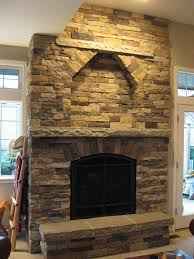 Travertine Fireplace Hearth - shepherd stoneworks of seattle fireplaces and fire pits