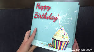 personalized 4 3 u0027 u0027 lcd video birthday greeting card with cmyk