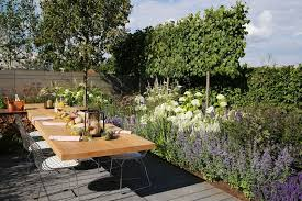 outdoor seating ideas from the hampton court flower show telegraph