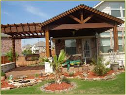 exterior interesting covered patio ideas for exterior your home