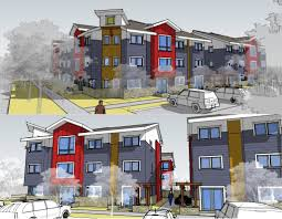 31st avenue apartments could be trendsetter in arlington multi