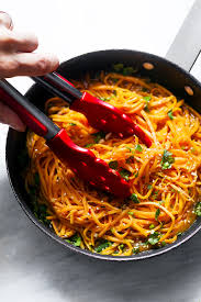 sweet potato recipes thanksgiving garlic butter sweet potato noodles recipe u2014 eatwell101