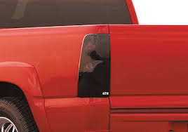 2005 gmc sierra tail lights gts gmc sierra smoke classic blackout series tail light covers