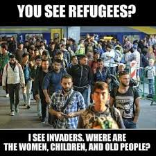 Poor African Kid Meme - fact check are refugees overwhelmingly young and male