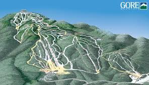 Bear Creek Trail Map Trail Map Gore Mountain