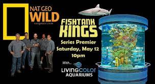 national geographic aquarium light fishtank kings national geographic releasing new aquarium reality