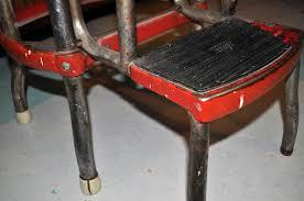 Vintage Cosco High Chair Kitchen Step Stool Chair U2013 Kitchen Ideas