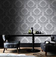 dynasty silver and grey wallpaper grahambrownrow