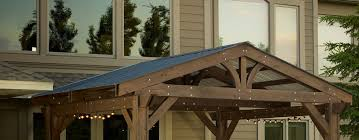 Patio Metal Roof by Creative Ideas Pergola With Metal Roof 1000 Ideas About Metal