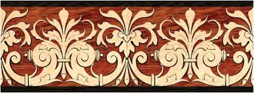 Hardwood Floor Border Design Ideas Hardwood Flooring Inlaid Designs