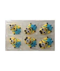 minions cake toppers minions cake topper assortment best way online baking store in the