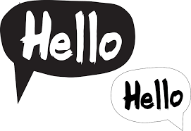 free illustration speech bubbles cartoon free image