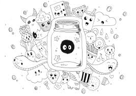 doodle art coloring pages doodle coloring pages colouring