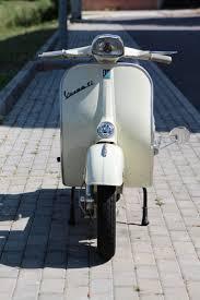 vista laterale sx piaggio vespa gl 150 vla1t anno 1963 restauro