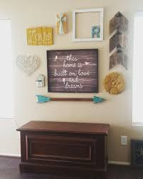 Wall Decor Living Room 25 Unique Arrow Decor Ideas On Pinterest Arrows Wood Arrow And