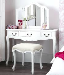 Mirrored Bedroom Furniture Canada Furniture Small Black Vanity Desk With White Chair And Large