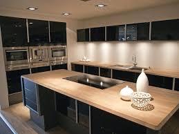 cuisine professionnel lumiere pour cuisine affordable clairage cuisine noir with