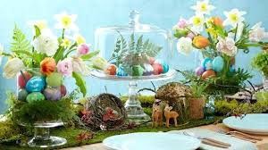 easter table favors creative easter table decorations collection table decor a table