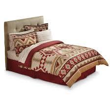 Southwestern Comforters Castlecreek Southwest Bed Set 667188 Comforters At Sportsman U0027s