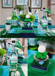 s day party decorations s day party ideas a green blue argyle golf par party