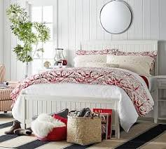 Covered Duvet Holiday Bedding Pottery Barn