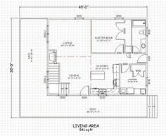 floor plans for small cabins floor plans for cabins 16 x34 with loft plus 6 x34 porch side