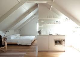 wohnideen wohn und schlafzimmer wohnideen mit dachschräge in küche bad wohn schlafzimmer