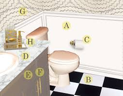 Update Bathroom Mirror by Twine How To Update A 70 U0027s Bathroom