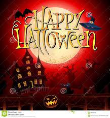 happy halloween scary images happy halloween spooky night stock vector image 59488186