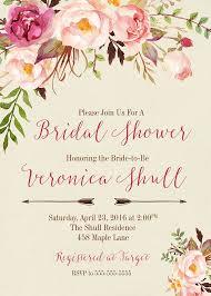 bridal invitations best 25 bridal invitations ideas on invitation ideas