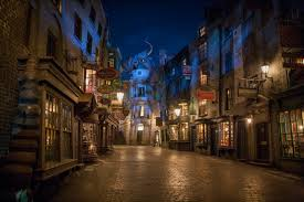 what rides are open during halloween horror nights orlando diagon alley will be open during halloween horror nights 25 at
