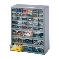 Hardware Storage Cabinet Stack On Multi Drawer Storage Cabinet U2014 39 Drawer 14 7 8in X 6 3