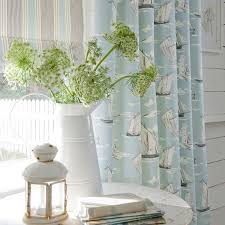 Nautical Curtain Fabric Maritime Prints Fabric Collection Studio G Curtains Blinds