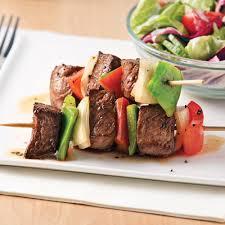 boeuf cuisiné brochettes de boeuf au four recettes cuisine et nutrition
