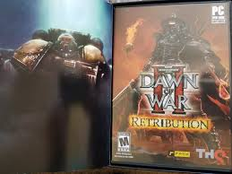 dungeon siege 3 retribution warhammer 40 000 of war ii retribution pc 2011 ebay