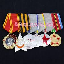 xdt0015 6 different kinds of ussr decorations cccp order of lenin